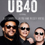 UB40 At The Centre In The Square!